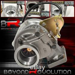 T3 Universal / T4 T04e Hybrid Turbo Charger 2,5 Vband Jdm Avec Wastegate Interne