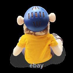 Tout Nouveau Véritable Sml Jeffy Puppet Super Mario Logan Gratuit P & P Voir Description