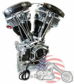 Ultima Complète 96 Shovelhead Moteur Moteur Harley Davidson Big Twin 1970-1984