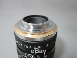 Vente! Caméra Bmpcc Super-16 Modifiée Black Magic À Monture C De 1,3 / 12,5 MM