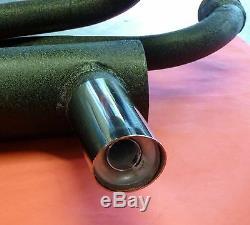 Vw Käfer Sportauspuff Sebring Style Mit Super Sound 020-3683