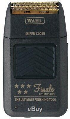 Wahl 5 Stat Finale Sans Fil Lithium Ion Super Close Cheveux Rasoir 8164-412 Trimmer
