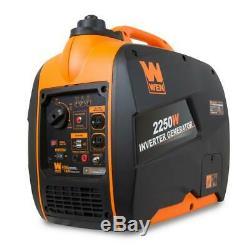 Wen 56225i 2250w Super Silencieux Portable Inverter Generator