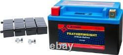 Wps Fire Power Hjtx14h-fp-il Batterie De Moto Au Lithium Poids Plume